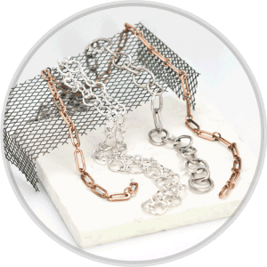 Chunky Chain With S-clasp