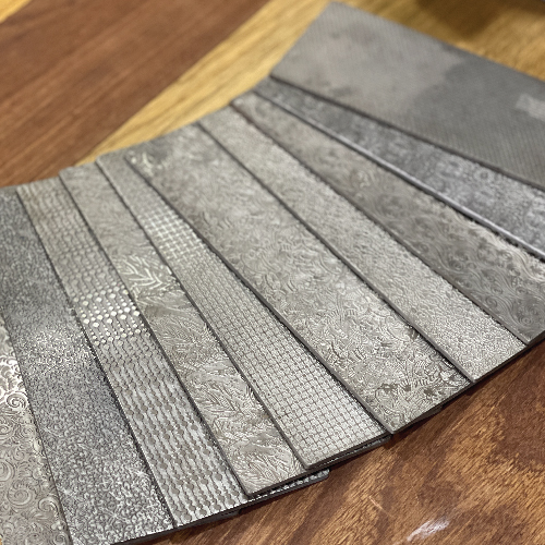 rolling mill texture plates
