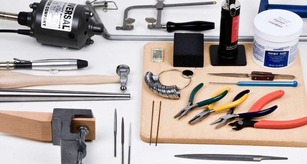 Best tools to start out making jewellery